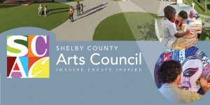 Shelby County Arts Council Imagine Create Inspire Campaign